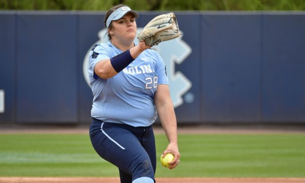 Brittany Pickett Named ACC Softball Pitcher of the Week for Third Time in 2019