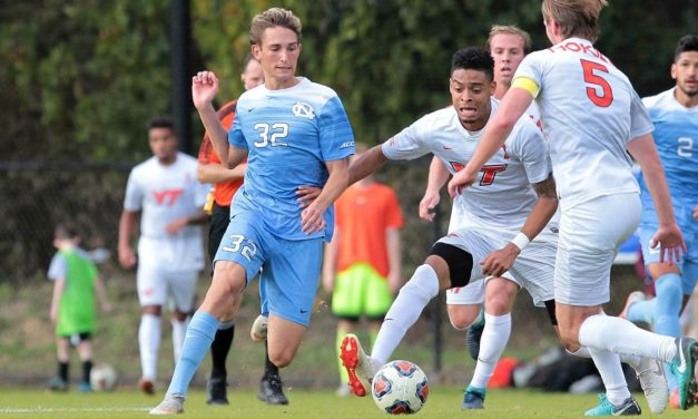 Men's Soccer: UNC Tops Wake Forest, Advances to Spring College Program Title Game