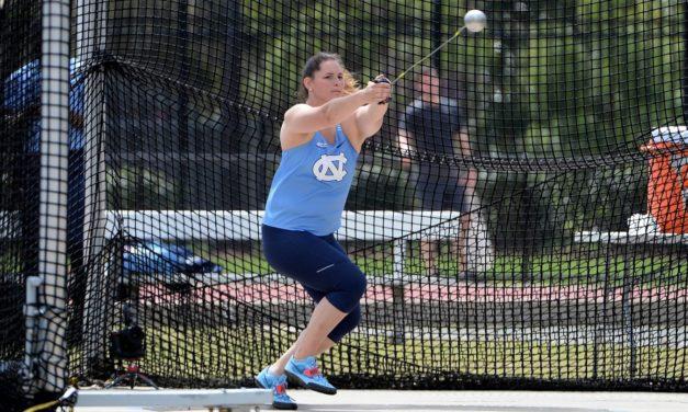 Jill Shippee Recognized as ACC Women's Field Performer of the Week