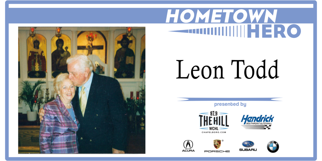 Hometown Hero: Leon Todd