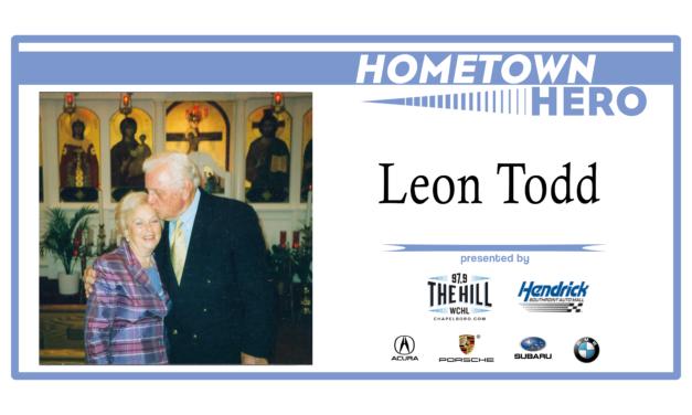 Hometown Hero: Leon Todd