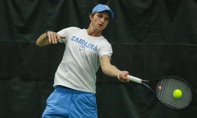 Men's Tennis: No. 5 Virginia Tops No. 9 UNC in Top-10 Showdown