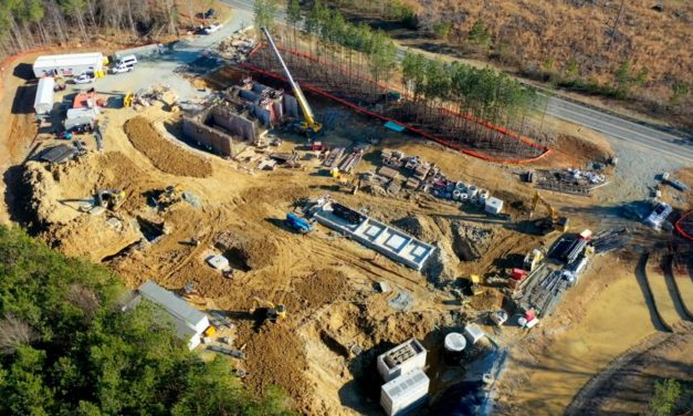 Innovation in Water Recycling in Pittsboro