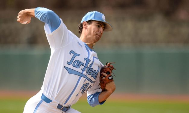No. 21 UNC Baseball Splits Doubleheader With Notre Dame, Clinches Series Victory