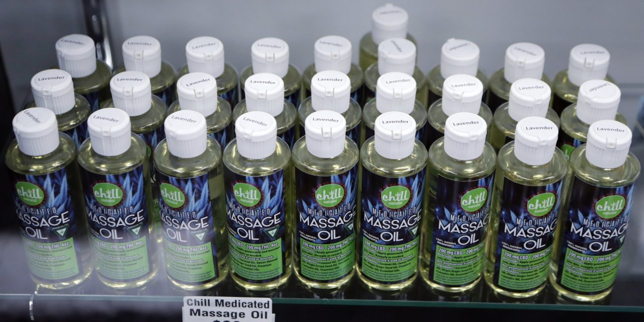 Mainstream Retailers Embrace Marijuana's Less Taboo Cousin