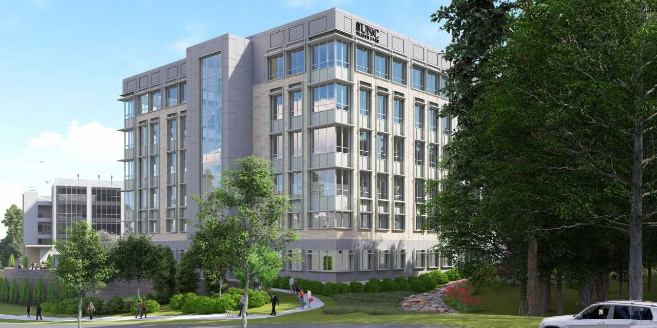 Planning for UNC Health Care's New Eastowne Campus