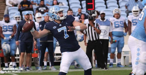 Dakota's Notebook: Who Starts At QB For UNC Football?