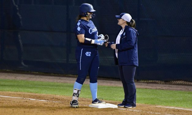 Brittany Pickett Named ACC Softball Co-Player of the Week