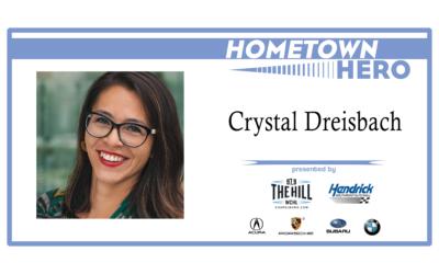 Hometown Hero: Crystal Dreisbach