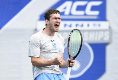 UNC Men's Tennis Falls to Virginia in ACC Tournament Semifinals