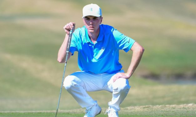 Men's Golf: UNC Finishes 10th at ACC Championships