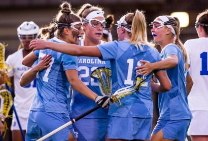 Women's Lacrosse: No. 3 UNC Smashes No. 13 Duke in Regular Season Finale