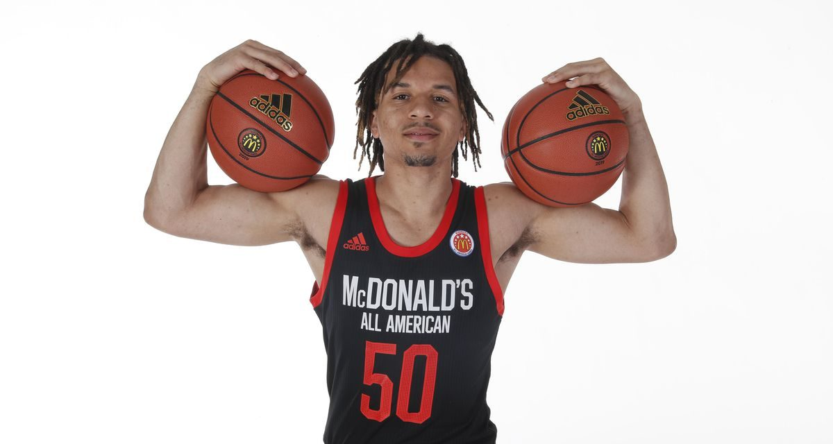 5-Star Recruit Cole Anthony Signs With North Carolina