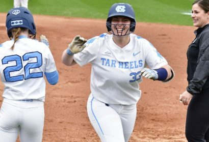 UNC Softball Comes Up Clutch in 3-0 Victory Over UNCW