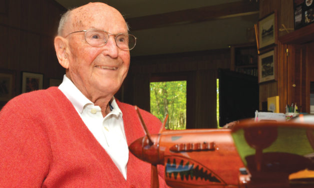 From 'Farm Boy' to WWII Fighter Pilot to Chatham Farmer