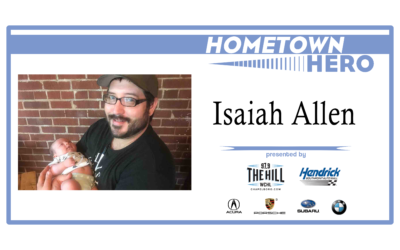 Hometown Hero: Isaiah Allen