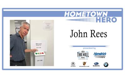 Hometown Hero: John Rees