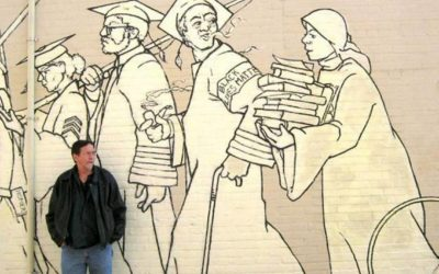 This is Tourism: Michael Brown & Murals Around Town