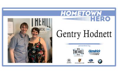 Hometown Hero: Gentry Hodnett