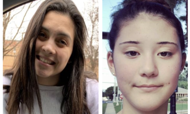 Chapel Hill Police Locate 2 Missing Teen Girls