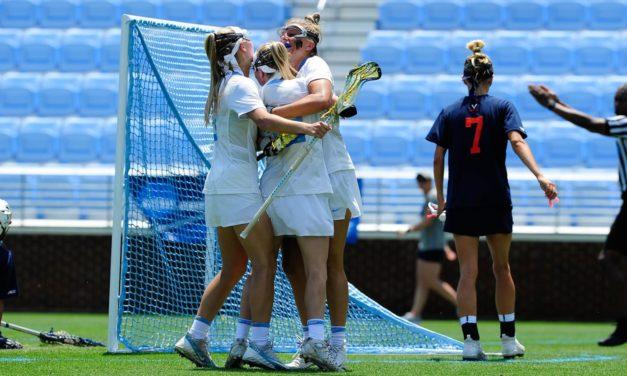 Huge Run Sparks No. 3 UNC Women's Lacrosse Past No. 6 Virginia, Into NCAA Final Four