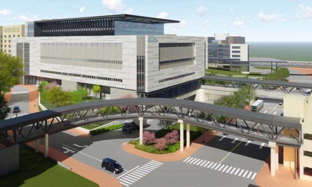 UNC Health Care Celebrates Construction of New Surgical Tower