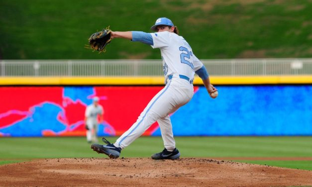 UNC Baseball Defeats Virginia in Extra Innings to Open ACC Tournament Run
