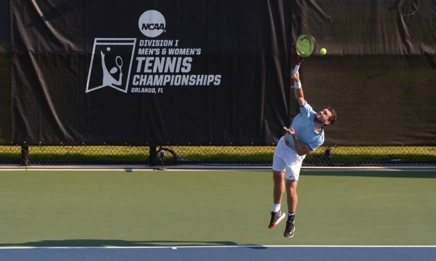 William Blumberg Earns Spot in NCAA Men's Tennis Singles Quarterfinals