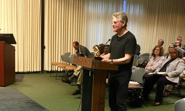 Orange County Honors Grammy-Winning UNC Professor