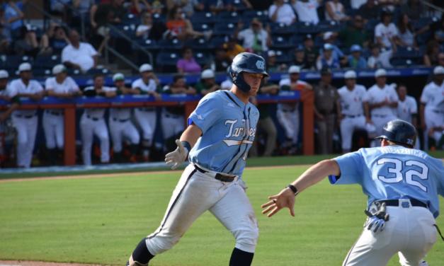 Win Pushes UNC Baseball into ACC Tournament Semis