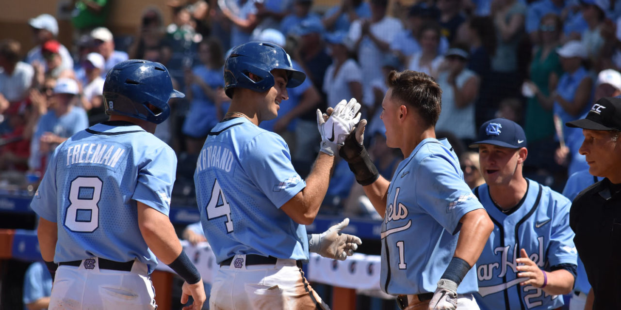 UNC Baseball Readying for Familiar Foes in NCAA Regional