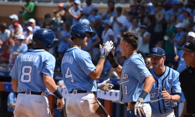 ACC Baseball Championship: UNC versus Georgia Tech