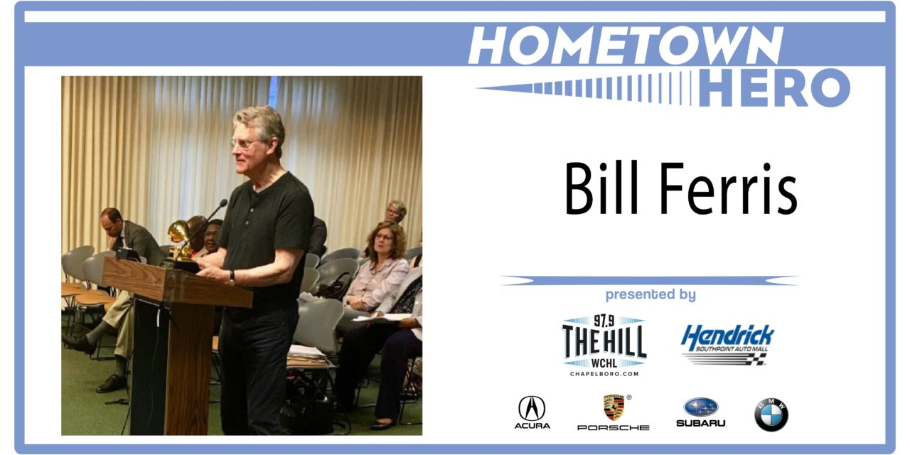 Hometown Hero: Bill Ferris