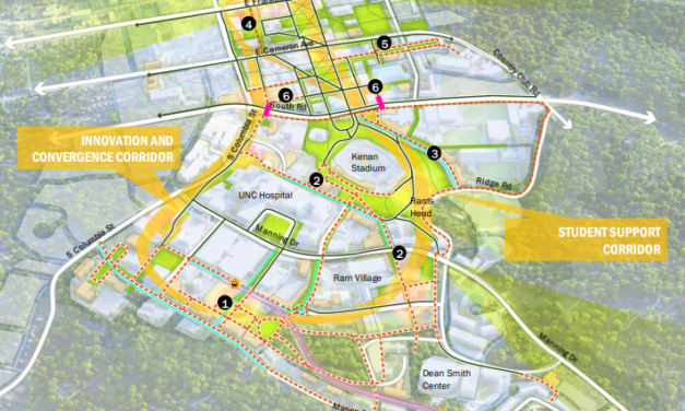 UNC Master Plan is a Road Map for Campus Growth