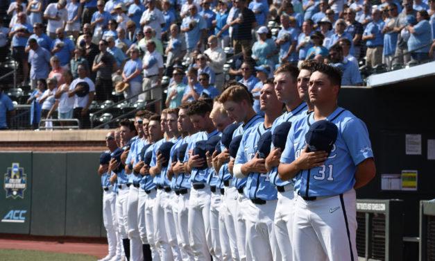 UNC Baseball Sweeps NCAA Regional