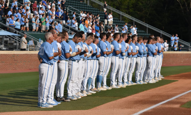 Game Time set for UNC to Host Auburn for NCAA Super Regional