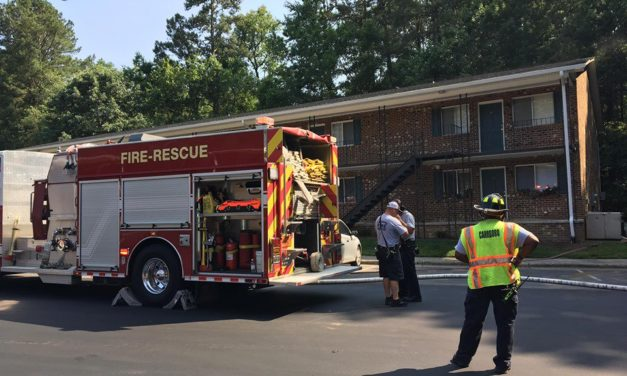 Fire Extinguished at Carrboro Apartment Complex