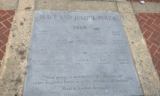 Chapel Hill Honors 2 for Lifelong Commitment to Peace and Justice