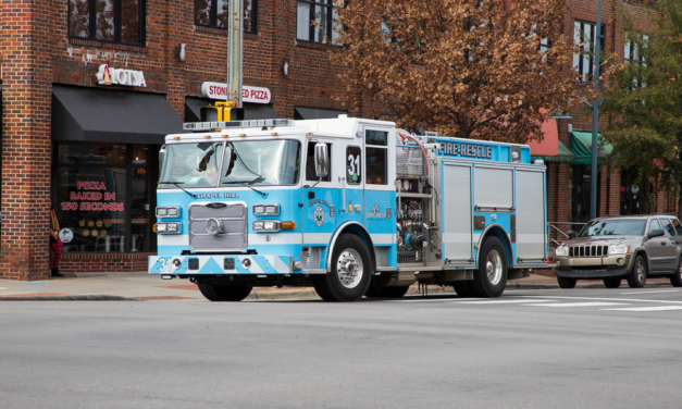 Million-Dollar Investment into Chapel Hill Fire Department Truck Helps Injured Worker