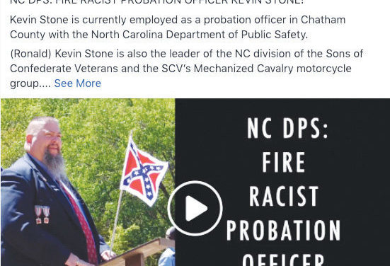 Chatham Probation Officer Reacts to Recent News Reports, Claims of Bias