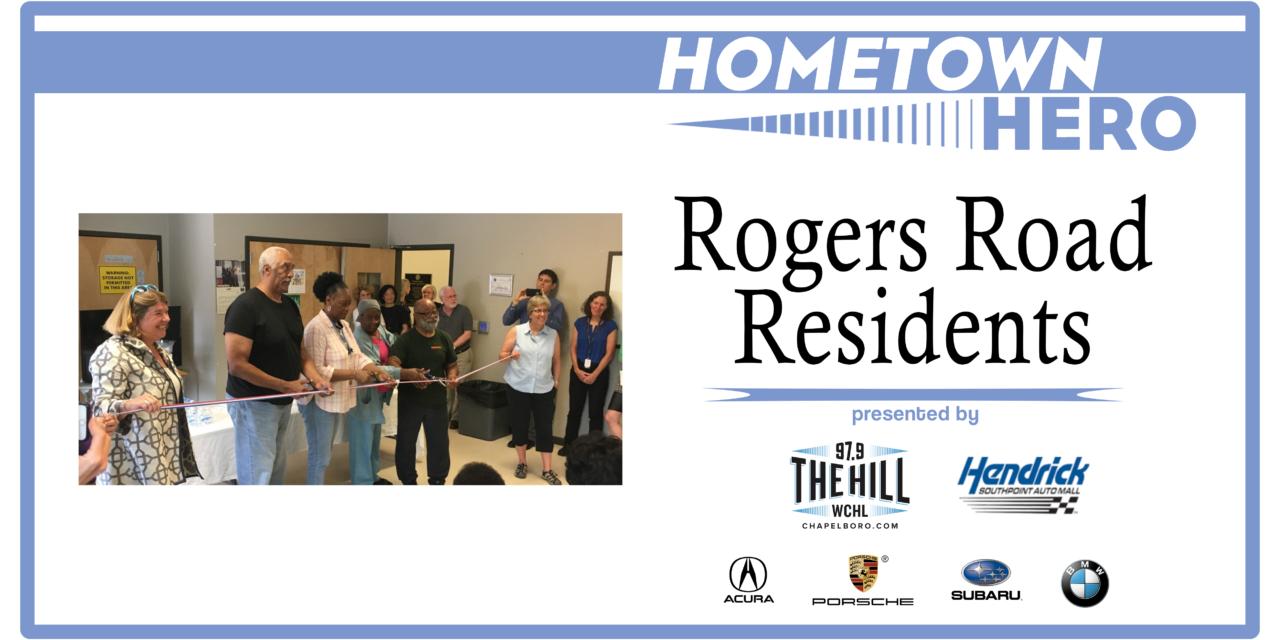 Hometown Hero(es): Rogers Road Residents