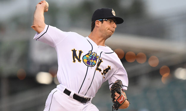 Former UNC Standout Zac Gallen Earns Third PCL Pitcher of the Week Honor of the Season