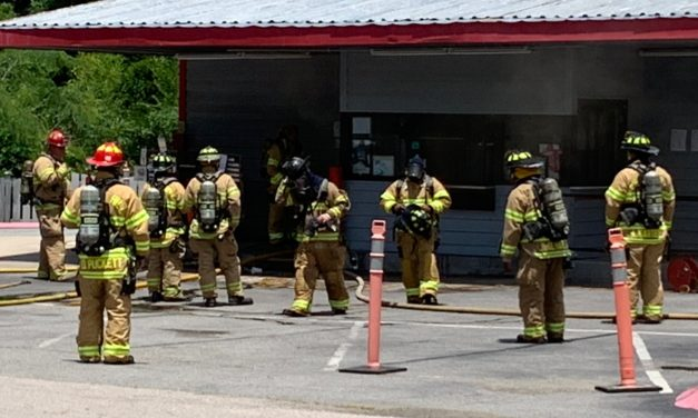 Fire Under Control at Sunrise Biscuit Kitchen in Chapel Hill