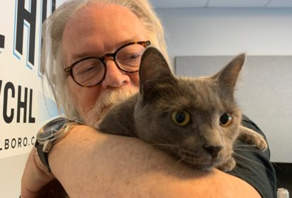 Adopt-A-Pet: Ashley Blue from the Goathouse Refuge