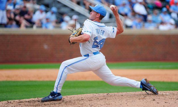 Two Diamond Heels Selected to All-ACC Academic Baseball Team