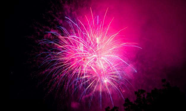 Photo Gallery: Chapel Hill July 4 Fireworks Celebration
