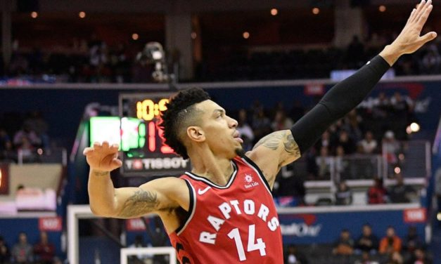 Danny Green Agrees to Sign With Los Angeles Lakers
