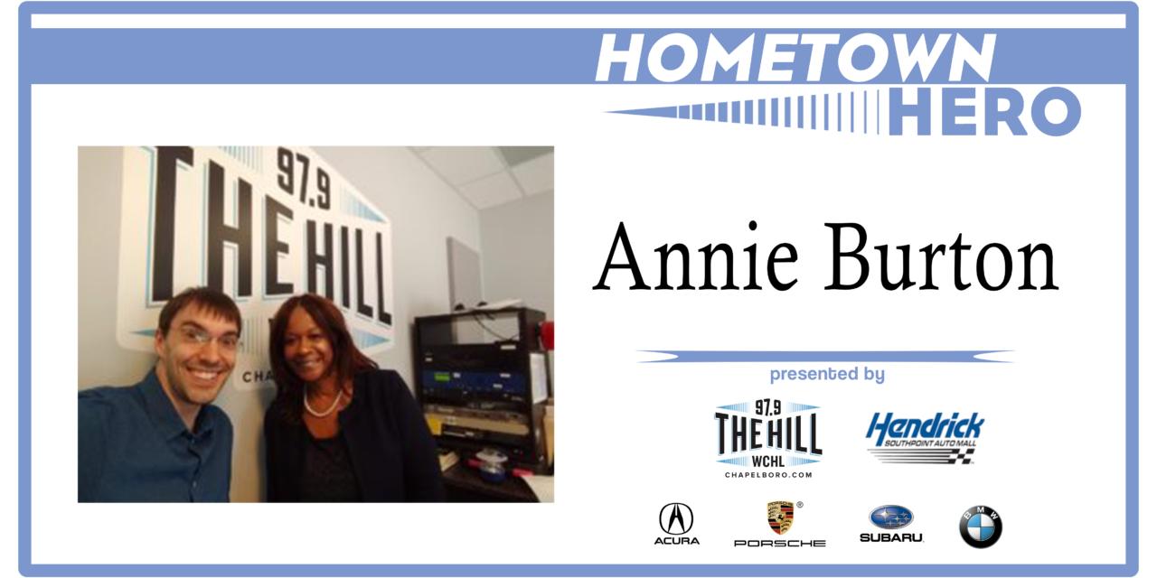 Hometown Hero: Annie Burton