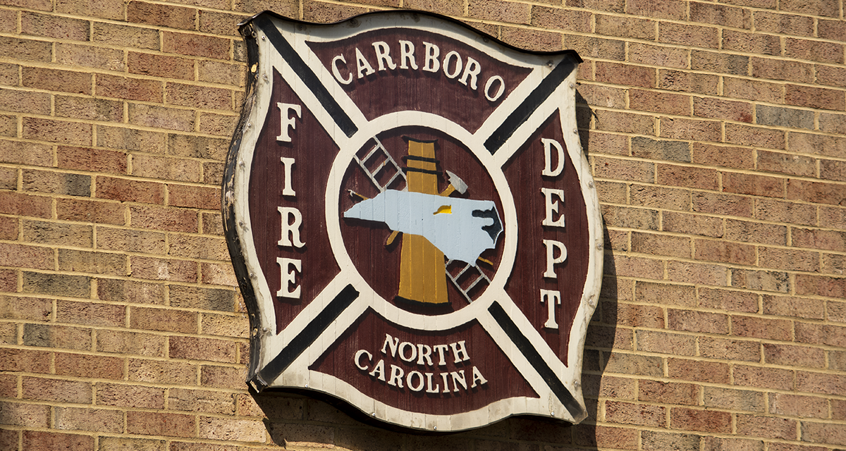 Hours-Long Fire at Carrboro Home Leaves Property Uninhabitable