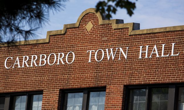 Carrboro Considering Changing Name of Board of Aldermen
